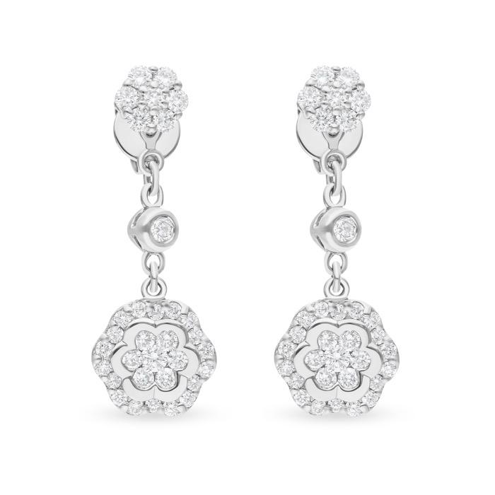Diamond Earrings JWWAT2
