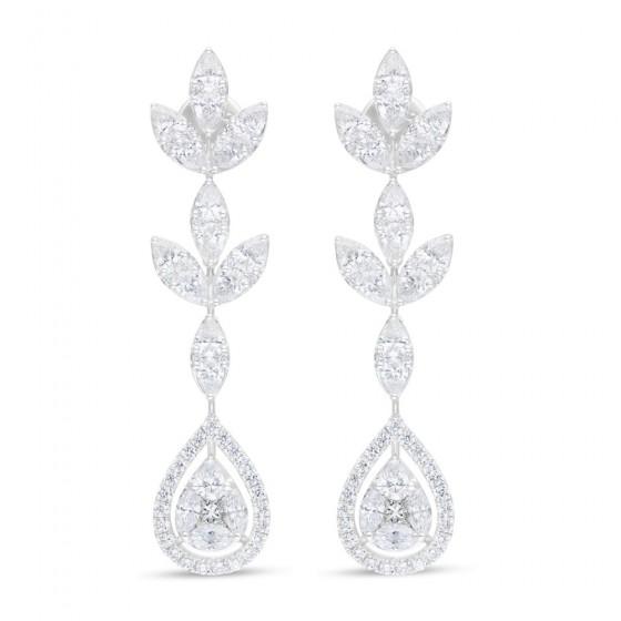 Diamond Earrings KGH18420AT006