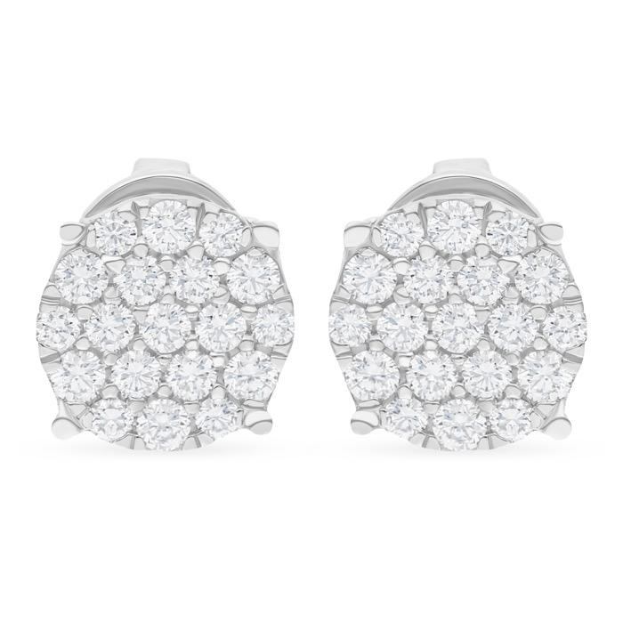 Diamond Jewelry Earrings AF0364