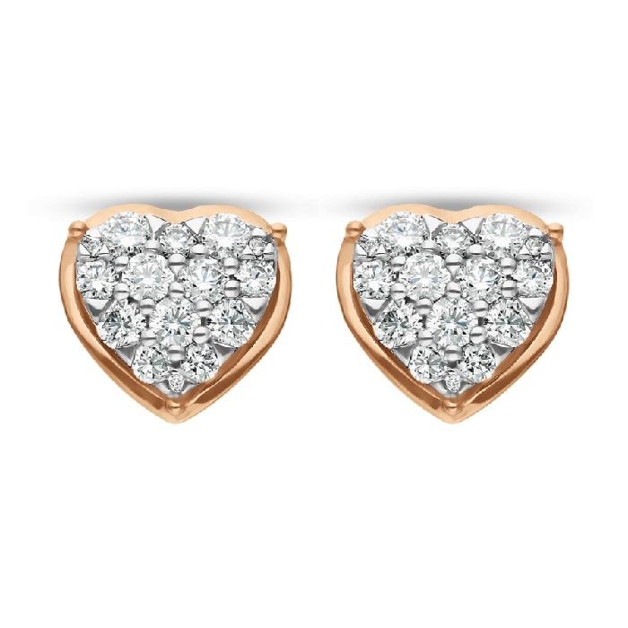 Diamond Jewelry Earrings AF0972