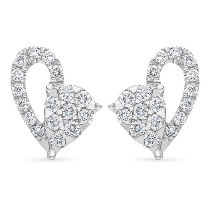 Diamond Jewelry Earrings AF1017