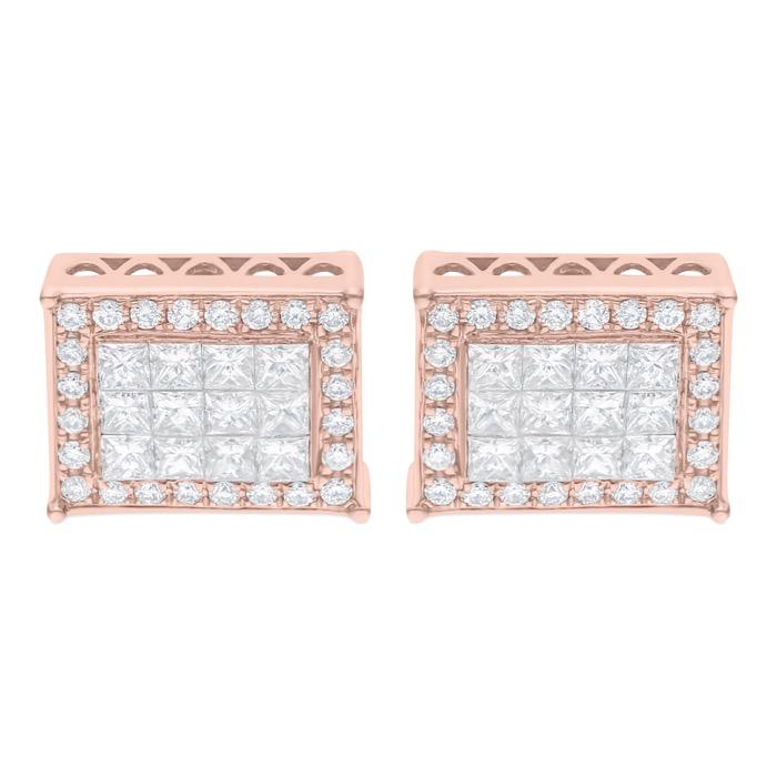 Diamond Jewelry Earrings ANAAT1