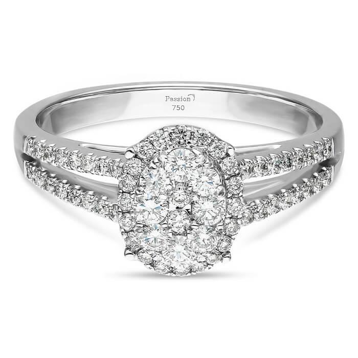Diamond Ladies Ring CWF0719