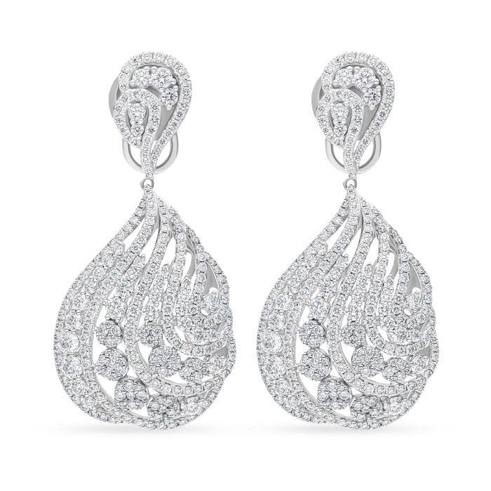 Diamond Jewelry Earrings JDE0224