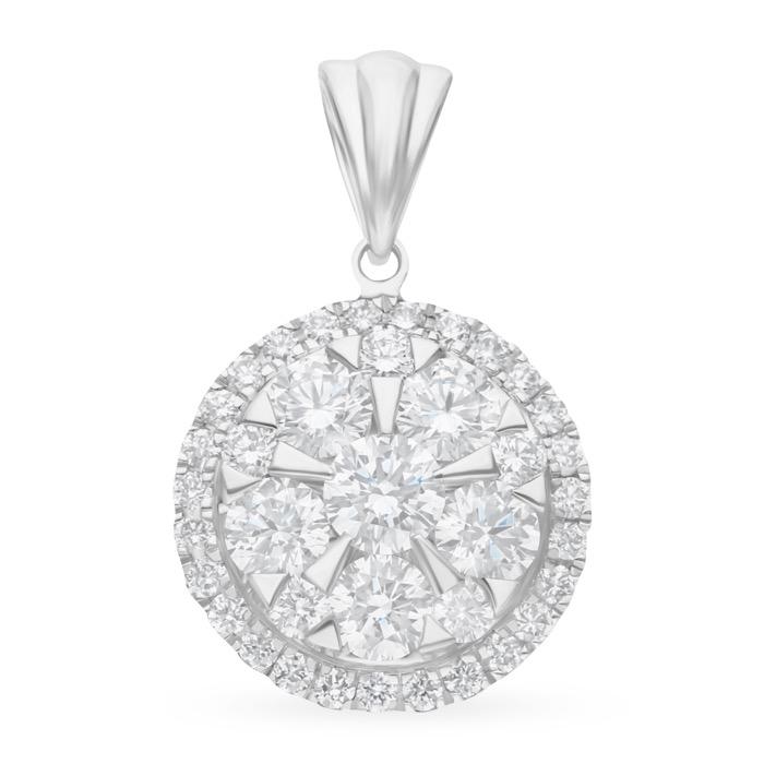 Diamond Jewelry Pendant LWF0075