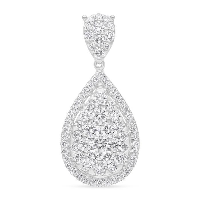 Diamond Jewelry Pendant LWF0471