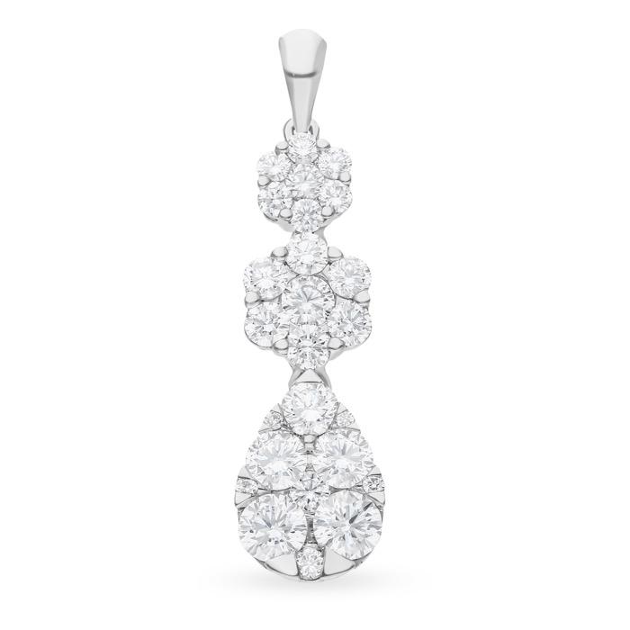 Diamond Jewelry Pendant LWF0761