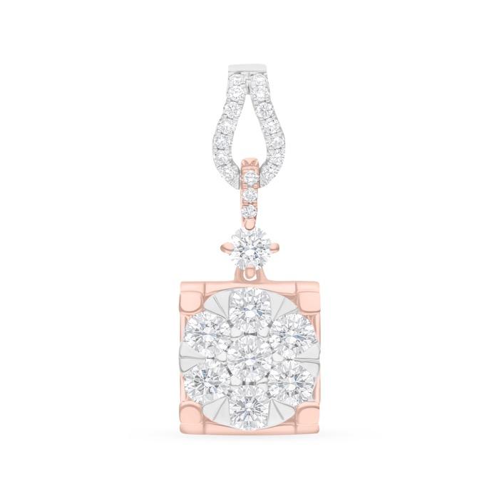 Diamond Jewelry Pendant LWF0780