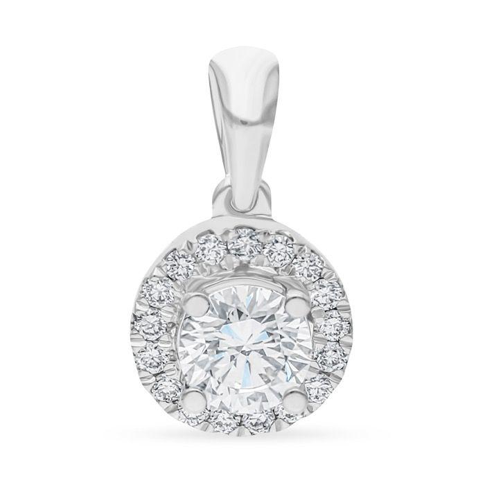 Diamond Jewelry Pendant LWF0954
