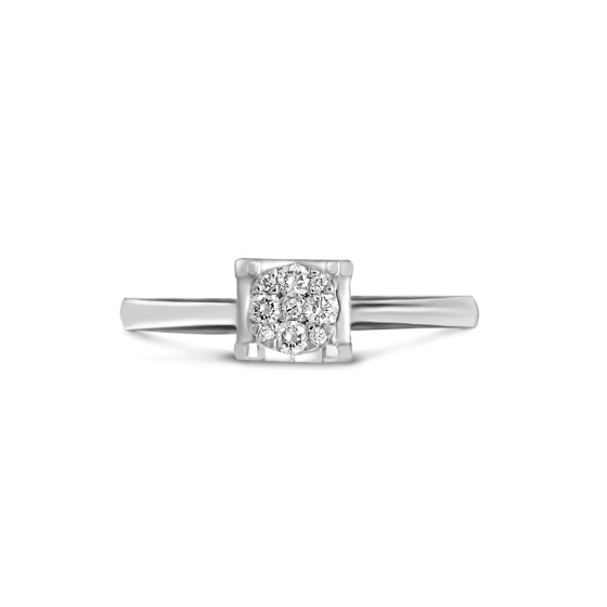 Diamond Ladies Ring CWF0802