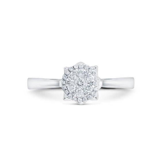 Diamond Ladies Ring CWF0739