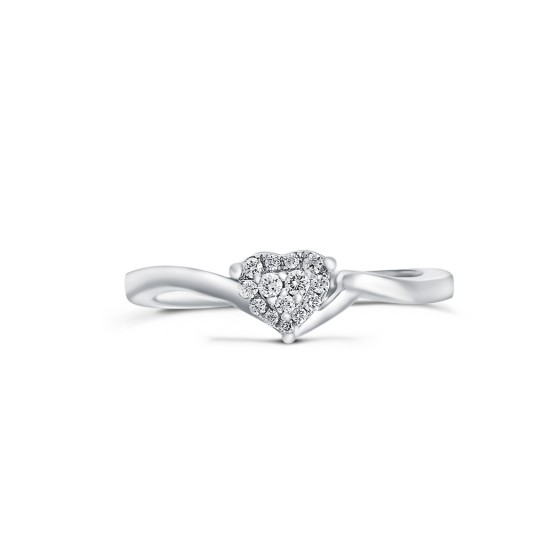 Diamond Ladies Ring CWF0820