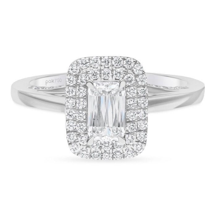 Diamond Ladies Ring Ashoka CWF2147