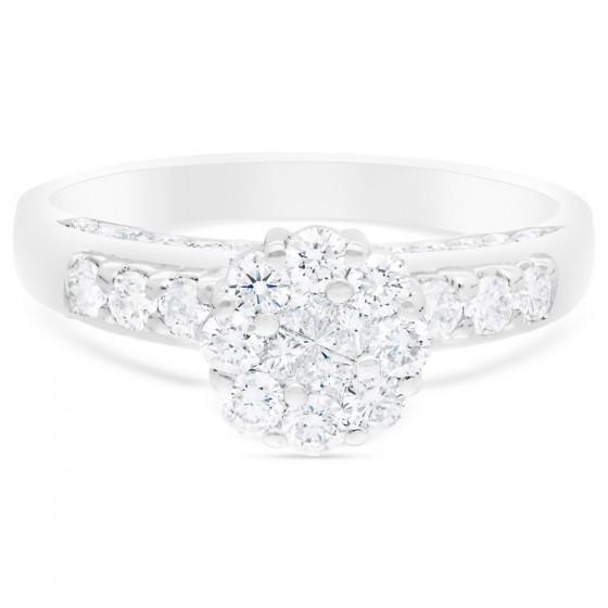 Diamond Ladies Ring BGJ12524CW001