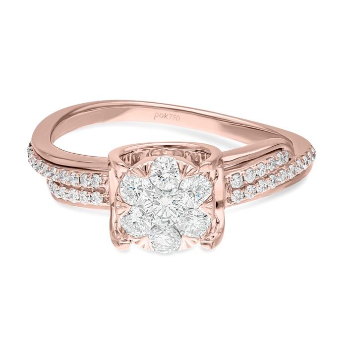 Diamond Ladies Ring CCWS0237