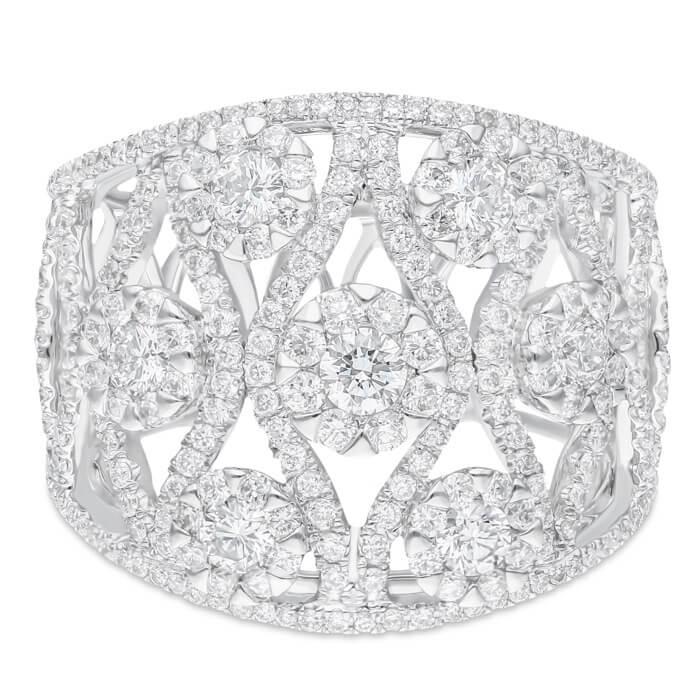 Diamond Ladies Ring CWF0154