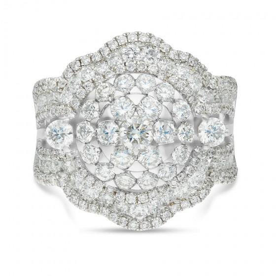 Diamond Ladies Ring CWF0362