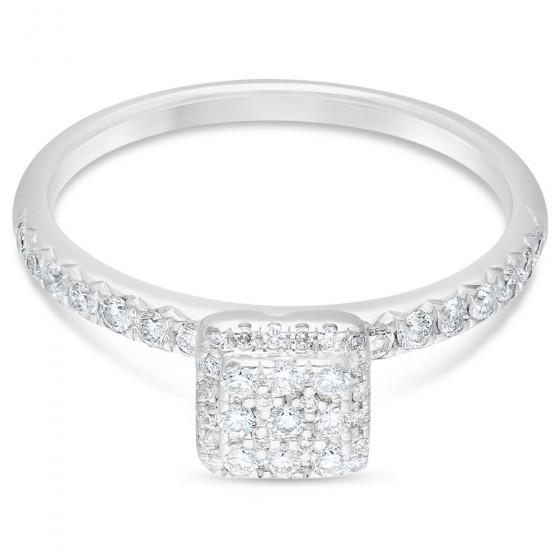 Diamond Ladies Ring CWF0661