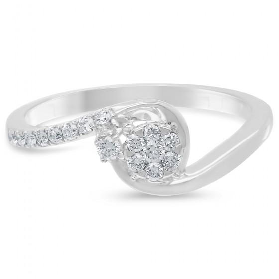 Diamond Ladies Ring CWF0892