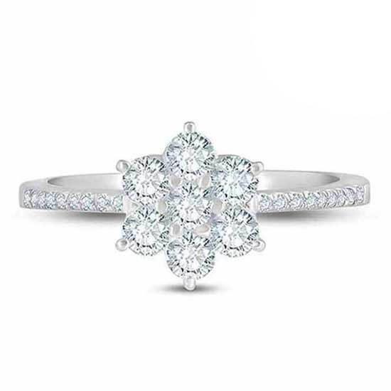Diamond Ladies Ring CWF0932
