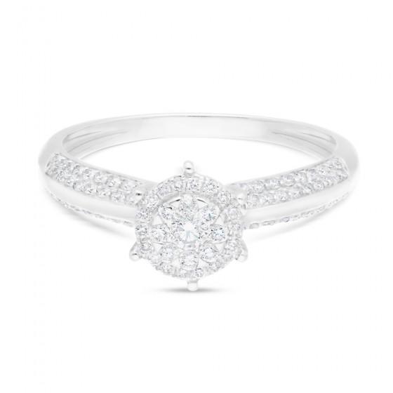 Diamond Ladies Ring CWF0943