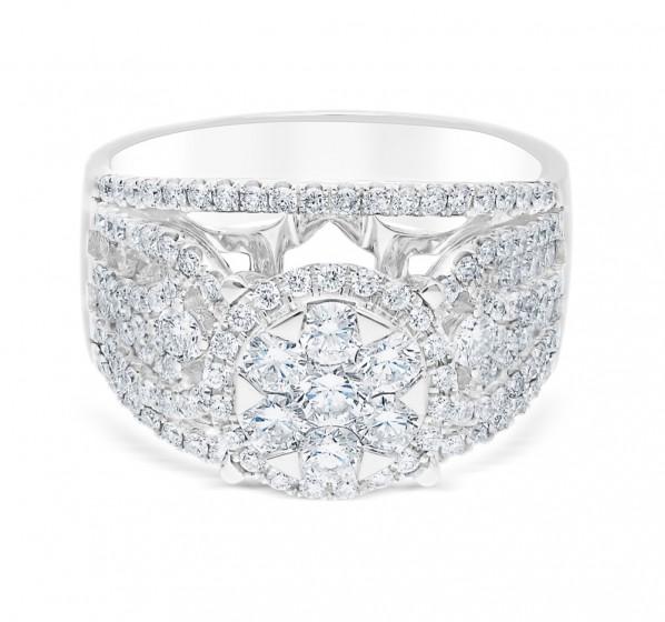 Diamond Ladies Ring CWF1006