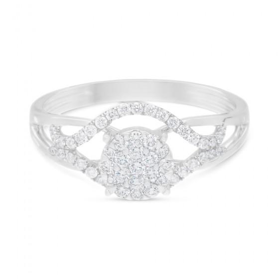 Diamond Ladies Ring CWF1068