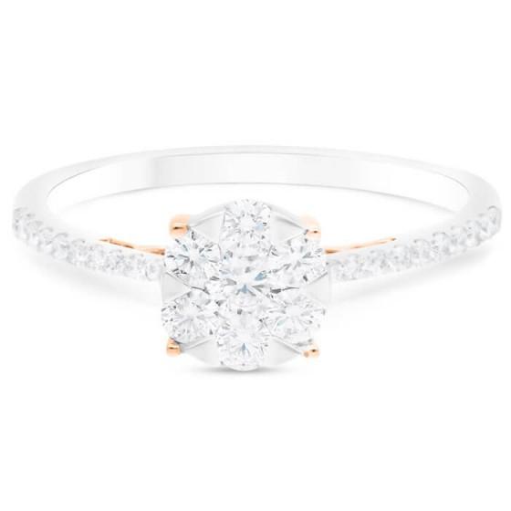 Diamond Ladies Ring CWF1093