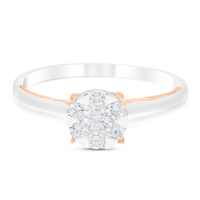 Diamond Ladies Ring CWF1094