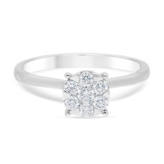 Diamond Ladies Ring CWF1098