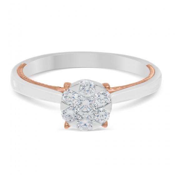 Diamond Ladies Ring CWF1112