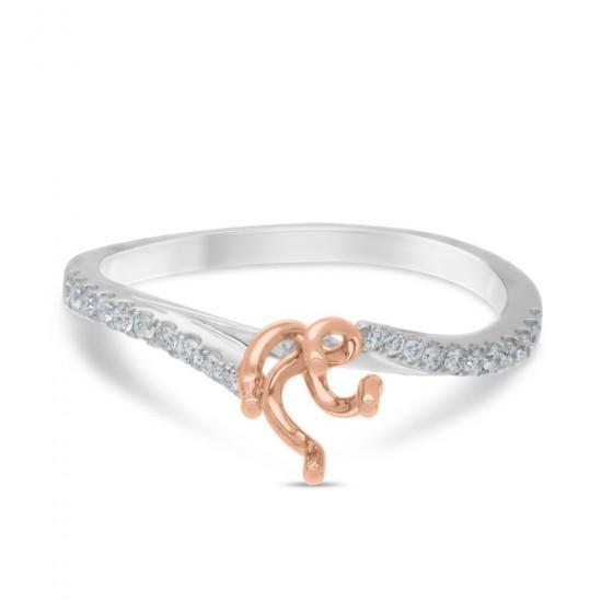 Diamond Ladies Ring CWF1162