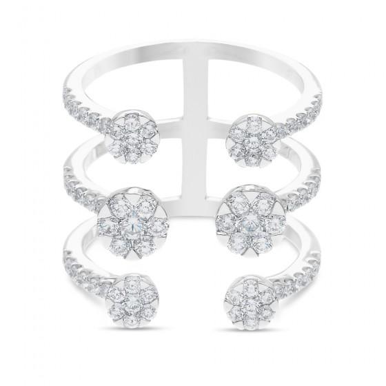 Diamond Ladies Ring CWF1227