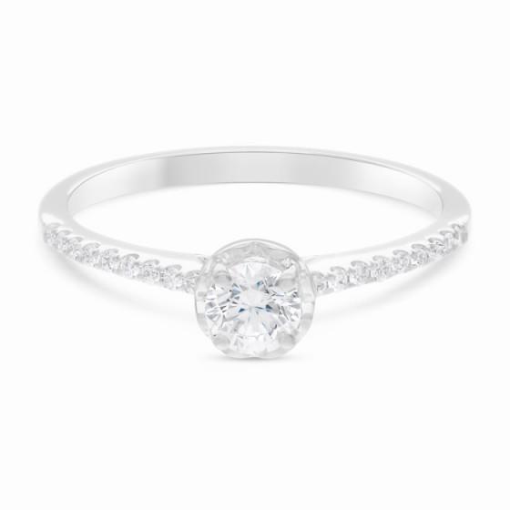 Diamond Ladies Ring CWF1228