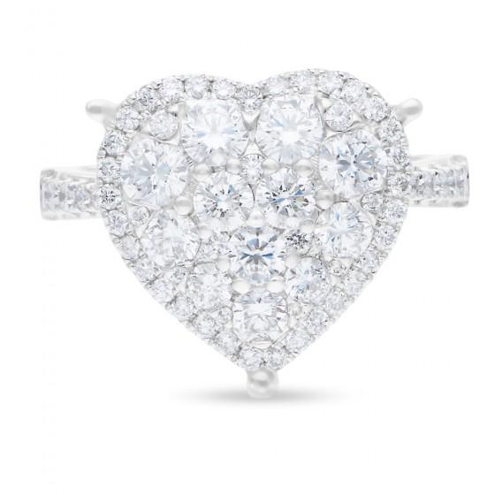 Diamond Ladies Ring CWF1262