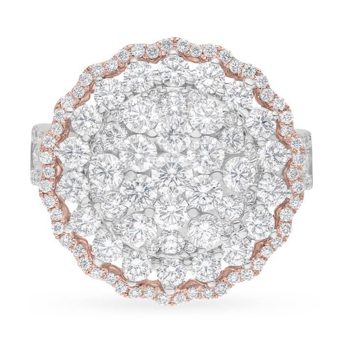 Diamond Ladies Ring CWF1273