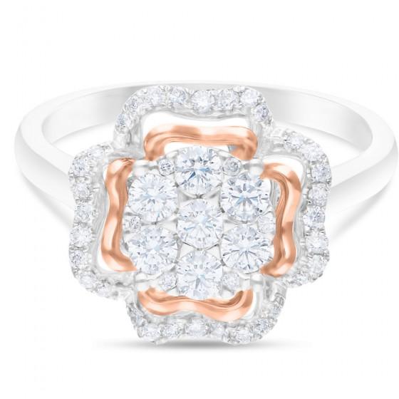 Diamond Ladies Ring CWF1294