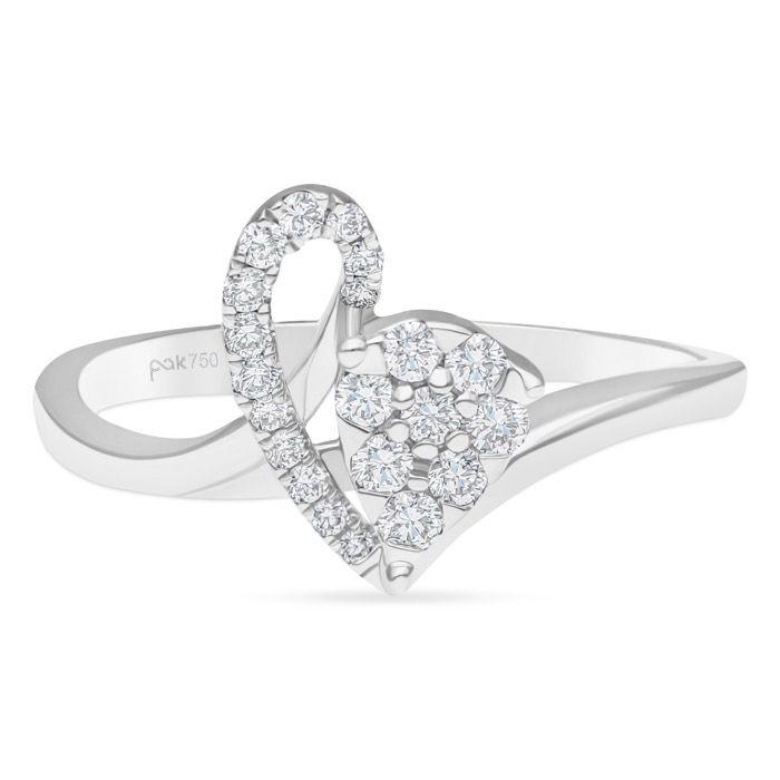 Diamond Ladies Ring CWF1844