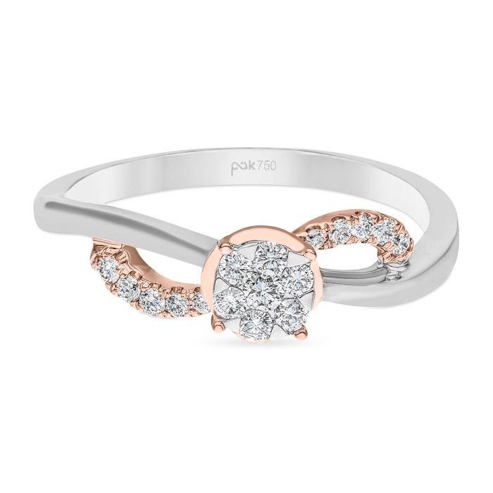 Diamond Ladies Ring CWF1845