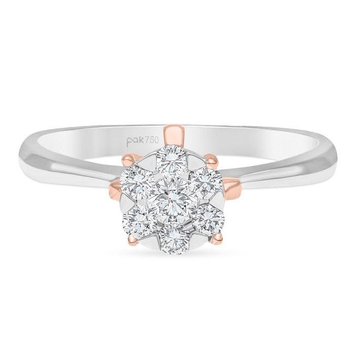Diamond Ladies Ring CWF1949