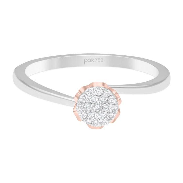 Diamond Ladies Ring CWF2034