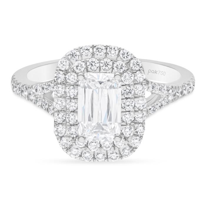 Diamond Ladies Ring Ashoka CWF2142