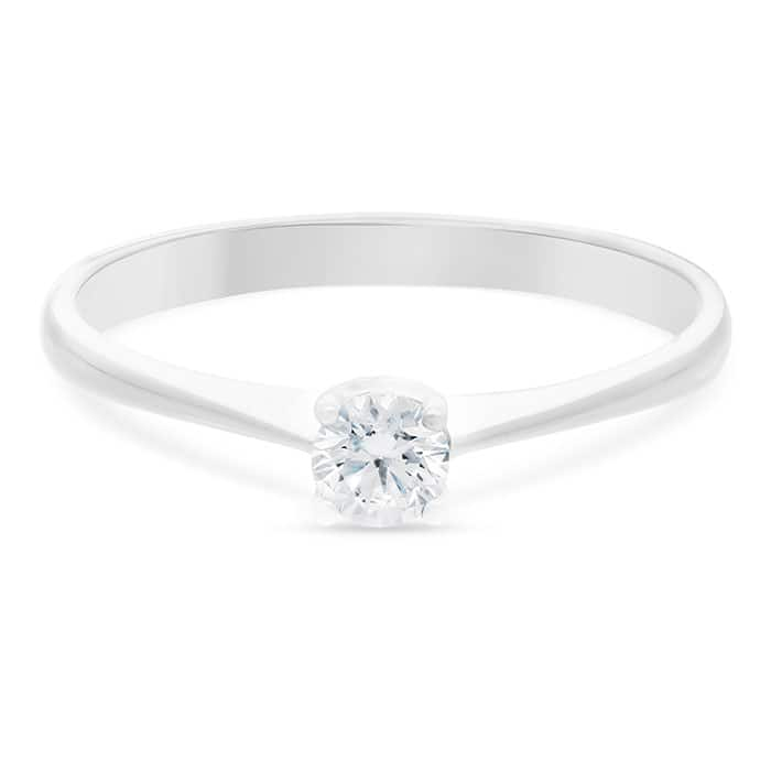 Diamond Ladies Ring CWS0032