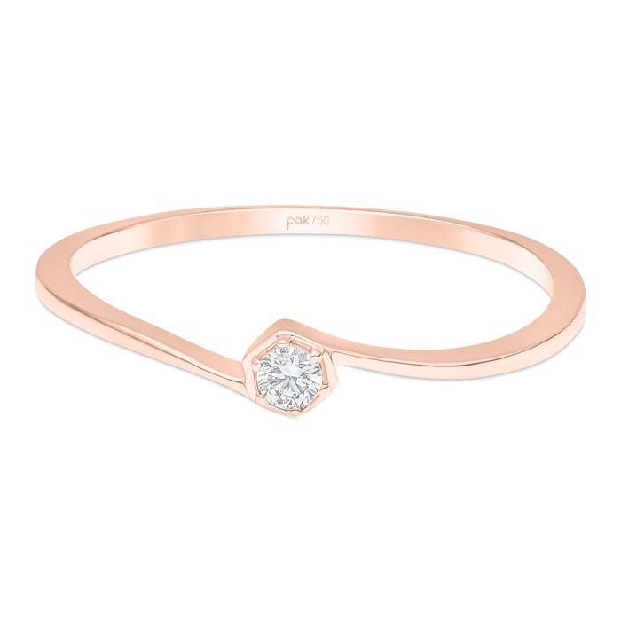 Diamond Ladies Ring CWS0283