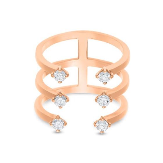Diamond Ladies Ring CWSS0078