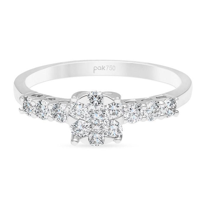 Diamond Ladies Ring CWSS0152