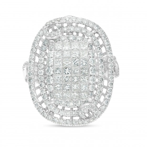 Diamond Ladies Ring D5WA34