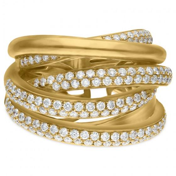 Diamond Ladies Ring D5WDV1