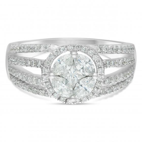 Diamond Ladies Ring NSBCW25