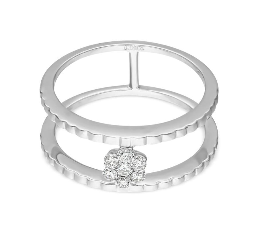 Diamond Ladies Ring DCWF1143